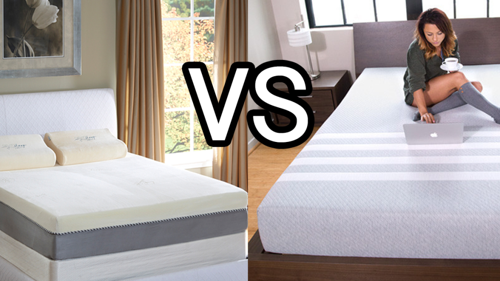 Leesa vs Nature's Sleep Mattress Review