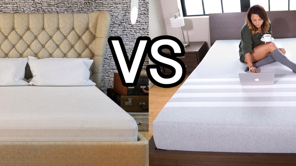 tuft and needle vs leesa mattress