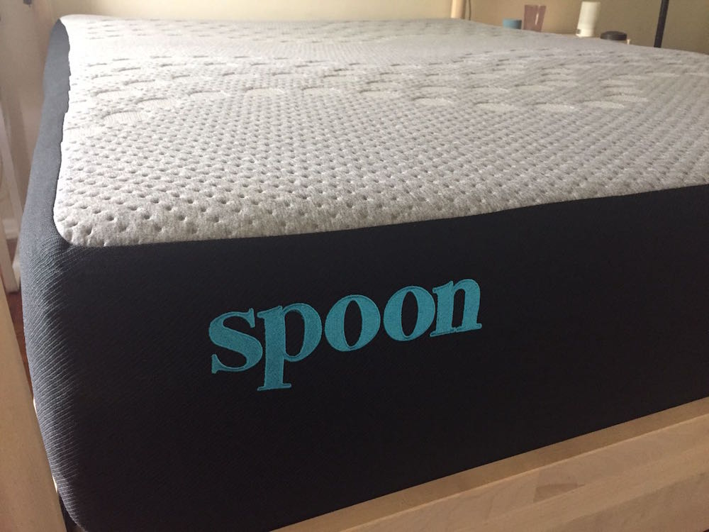 Spoon Sleep Mattress Side